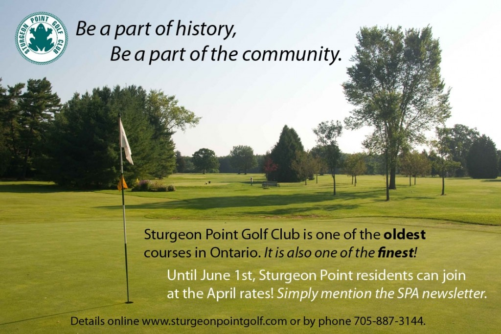 Golf Course Membership Promotion
