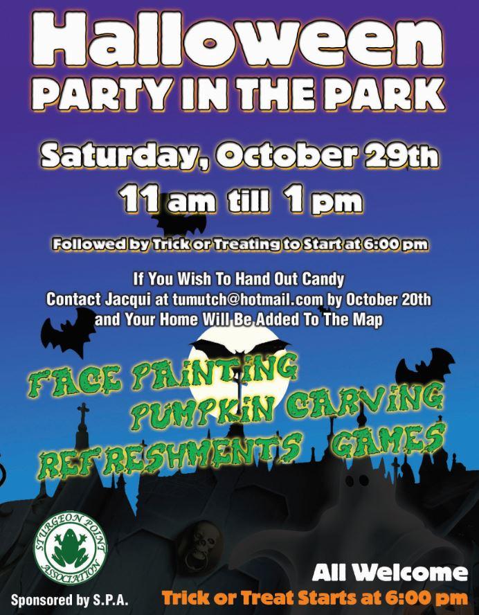 park-halloween-poster