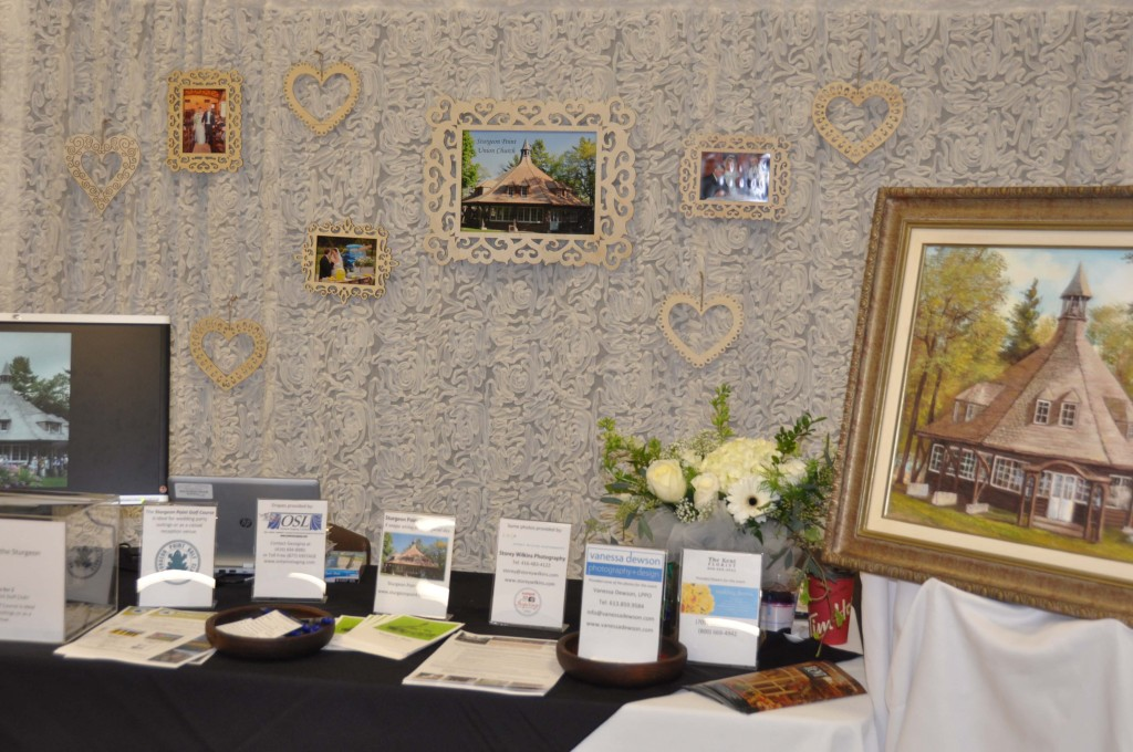 Sturgeon Booth at Wedding Trends