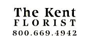 The Kent Florist Logo
