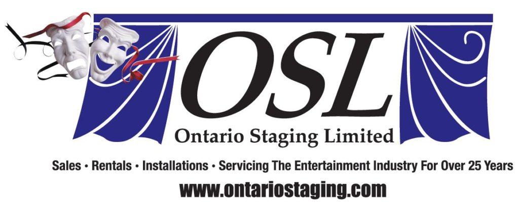 ontario staging logo